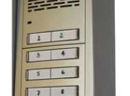 Doorentry audio panel