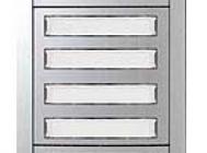 Door entry panel