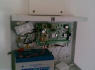 Galaxy controlpanel installation