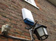 wireless alarm installation
