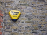 Wireless Alarm Installation Gardsec Sounder