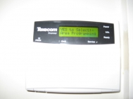 Wireless Alarm Installation Keypad