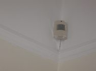 Wireless Alarm Installation Old Sensor